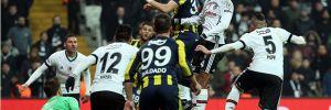 Beşiktaş – Fenerbahçe: 2-2