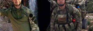 Şehit Üsteğmen Usta ve Uzman Çavuş Mehmet Muratdağı'nın naaşlarına 2 ay sonra ulaşıldı