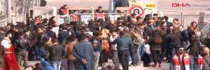 İstanbul'da Nevruz alanında arbede