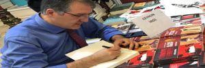 CHP'li İrgil yarın Bursa Kitap Fuarı'nda yeni kitabını imzalayacak