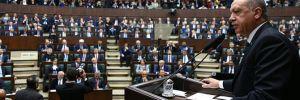 Erdoğan: Bizi aldatmaya kalktınız öyle bir aldatma ki, 5 bin TIR,  2 bin kargo silah mühimmat soktunuz