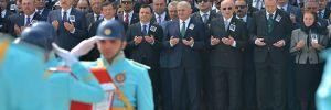 Eski Bakan Hasan Celal Güzel için TBMM'de tören düzenlendi