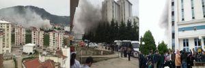 Ordu Devlet Hastanesi'nde yangın, hastalar tahliye edildi