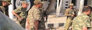 2'nci Ordu Komutanı Korgeneral Temel Afrin'de