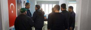 İYİ Parti İlçe Başkanı'na silahlı saldırı girişimi