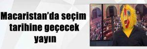 Macaristan'da seçim tarihine geçecek yayın