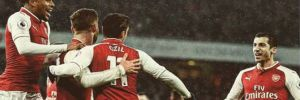 Arsenal, mutlu 'Mesut'