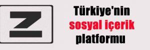 Türkiye'nin sosyal içerik platformu