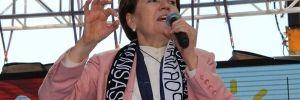Meral Akşener'den Meclis'i terk eden Erdoğan'a sert tepki