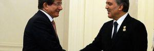 Abdullah Gül ve Ahmet Davutoğlu görüştü…