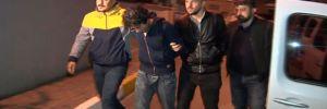 3 kişi gasp etmeye gittikleri kişiyi evinde bıçaklayarak öldürdü