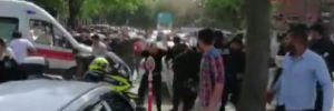 Gazi Üniversitesi'nde bölünme protestosuna sert müdahale!