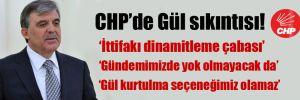 CHP'de Gül sıkıntısı!