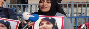Öldürülen Halide Özpolat'ın kızı Zekiye Kaya: Adalet yerini bulmadı