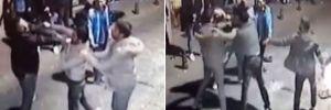 Kadıköy'de Barlar Sokağı'nda bıçaklı kavga!