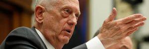 ABD Savunma Bakanı Mattis Esad'ı bir kez daha uyardı