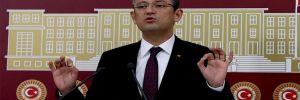 CHP'li Özel: CHP kendi adayını çıkaracak