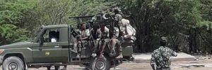 Somali'de iç çatışma sonucu 6 asker öldü