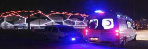 Stadyum otoparkında silahlı kavga: 1 ölü, 2 yaralı