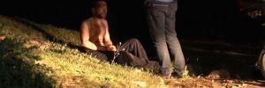 Sultanbeyli'de ormanlık alanda yangın: 2 kişi ağır yaralı