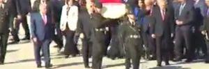Anıtkabir'de Erdoğan'sız 23 Nisan töreni