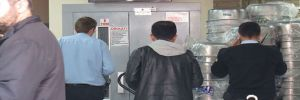 Ümraniye'de feci asansör kazası