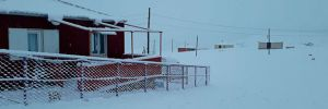 Gümüşhane'de mayıs ayında kar sürprizi