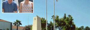 KKTC'de, Türk bayrağını indirme girişiminde bulunan 2 kişi tutuklandı