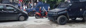 Sultangazi'de pazarda silahlı kavga: 5 yaralı