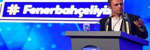 Ali Koç: Projemiz, Fenerbahçe'yi hak ettiği zirveye getirmek