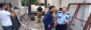 Bakırköy'de asansör kazası: Yaralılar var