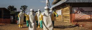 Ebola: 50 ton salgın müdahale kiti Kongo'ya gönderildi