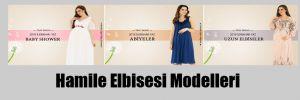 Hamile Elbisesi Modelleri