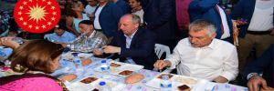 Muharrem İnce Adana Seyhan'da iftar yemeğine katıldı!