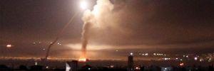 'İsrail hava saldırısı engellendi'
