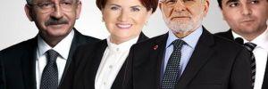 Millet İttifakı bugün İYİ Parti Genel Merkezi'nde ortak basın açıklaması yapacak