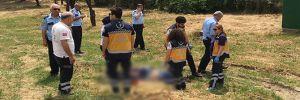 Hastaneden kaçtığı sanılan kişi, tarlada ölü bulundu