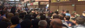 Ukrayna'da göçmenlerin çalıştığı pazara saldırı: 10'dan fazla gözaltı