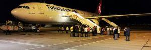 Yurt dışında kullanılan oylar, Ankara Esenboğa Havalimanı'na getirildi