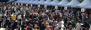 Fenerbahçe'de tarihi kongrede rekor! 21 bin 350 kişi oy kullandı
