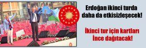Erdoğan ikinci turda daha da etkisizleşecek!