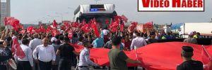 İnce, Gaziantep'te kurbanı kestirtmedi