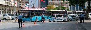 Kadıköy'de hareketli dakikalar