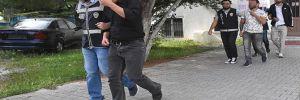 Kütahya'da yasa dışı bahise 4 tutuklama