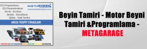 Beyin Tamiri – Motor Beyni Tamiri &Programlama – METAGARAGE