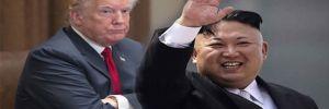 Trump'tan sürpriz çıkış: Kim Jong Un'u, ABD'ye davet edebilirim