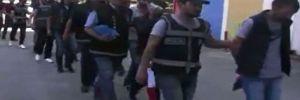 Ankara'da 'Vikingler' çetesine operasyon: 13 gözaltı