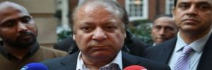 Yolsuzluktan 10 yıl hapse çarptırılan eski Pakistan Başbakanı Şerif'e tahliye