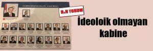 İdeoloik olmayan kabine