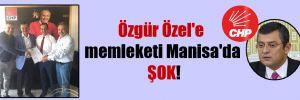 Özgür Özel'e memleketi Manisa'da ŞOK!